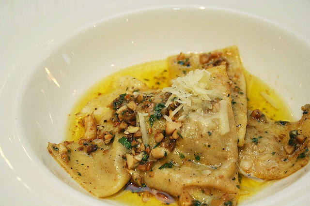 TĀZA Fresh Table Squash Agnolotti
