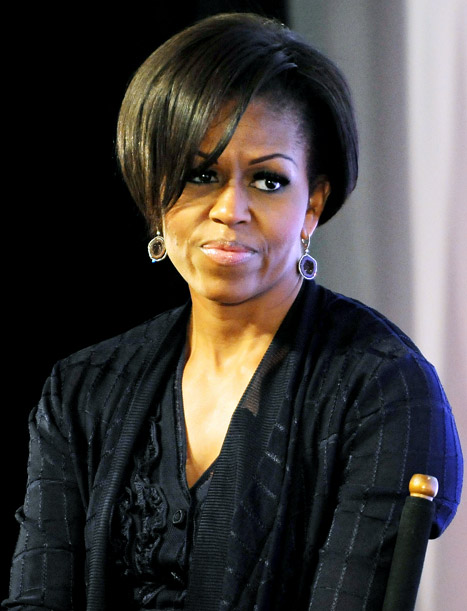 Michelle Obama First lady of American President
