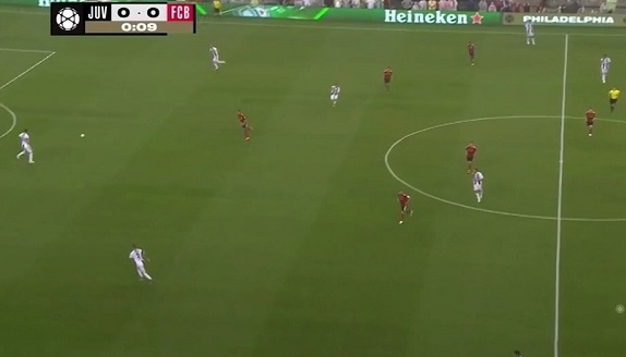 Juentus - Bayern 2-0