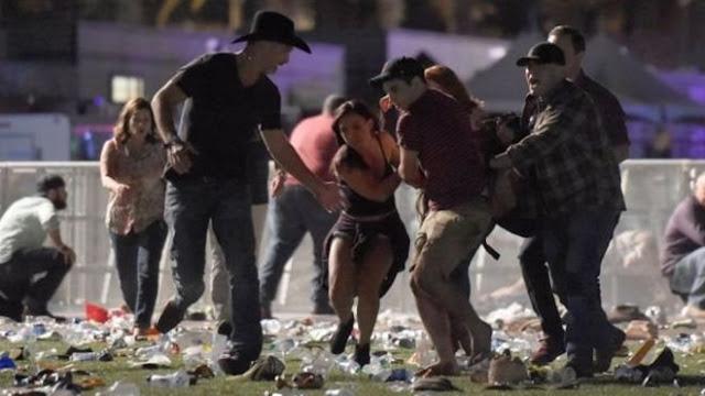 Aksi Penembakan Brutal di Las Vegas, Kenapa Tidak Disebut Terorisme