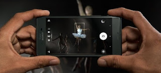 Clicking Photo with Sony Xperia X
