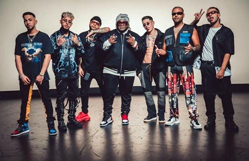 Rich Music & Sech & Dalex & Justin Quiles & Wisin & Zion & Lenny Tavarez & Feid - Quizas