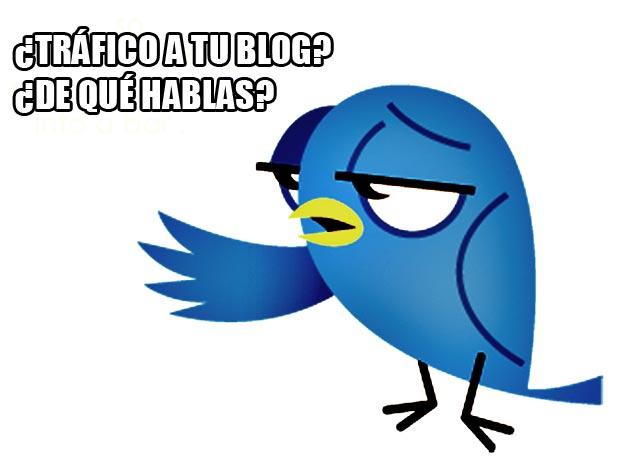 Twitter el avechucho azul