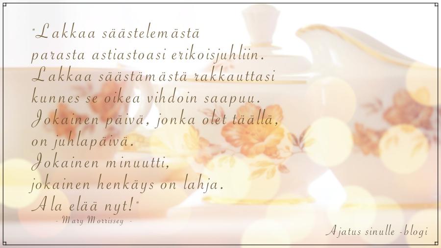 aforismeja ystävyydestä Rauma