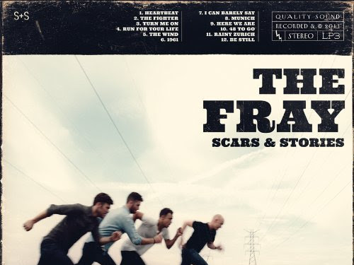 Be Still by The Fray