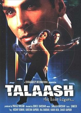 Talaash 2003 Full Movie Hindi 400MB HDRip 480p Download