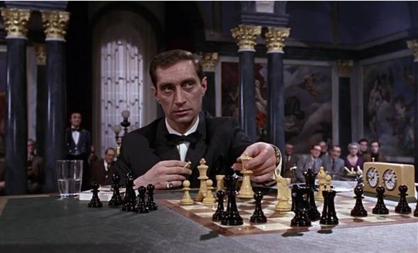 James Bond 2 Desde Rusia con amor (1963) HD 1080p Latino