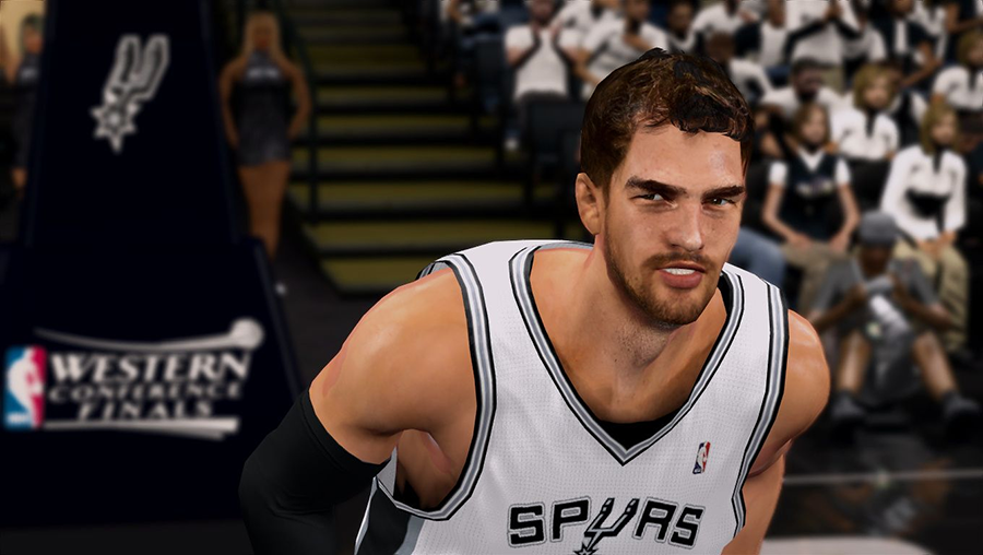 Tiago Splitter NBA2K