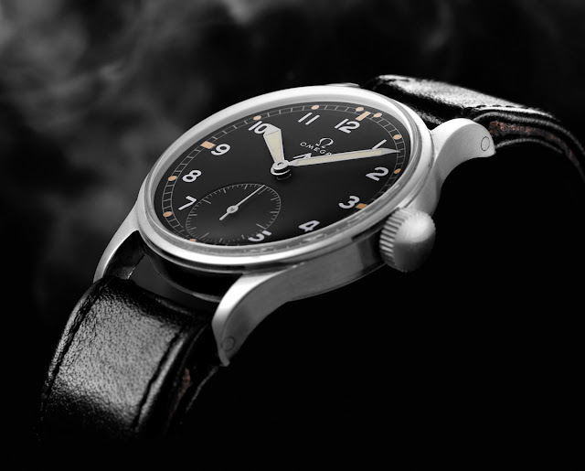 Omega CK2444 military watch - 1940s