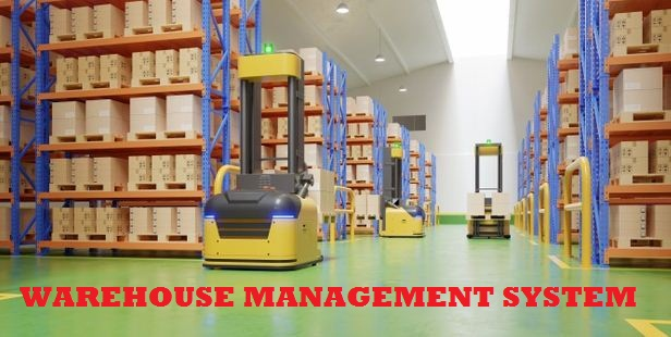 Warehouse Management System for Efficient Inventory Control