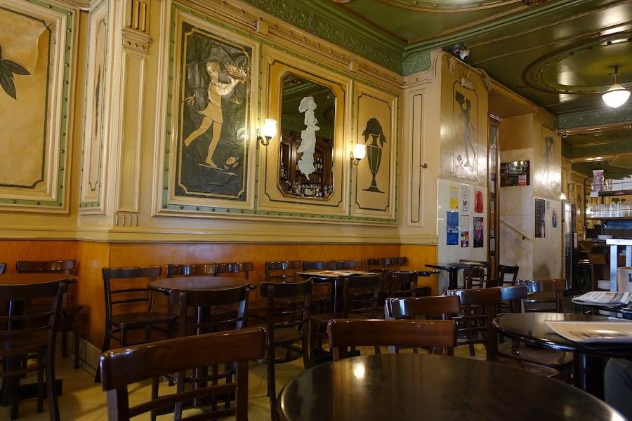 カフェ・デ・オペラ(Cafe de L'opera)