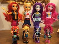 Equestria Girls Reboot Dolls