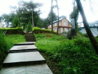 IIM Shillong Hostel