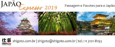 Pacote turismo Japão
