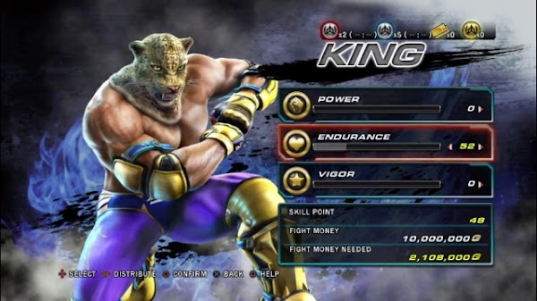Tekken Revolution PSN (EUR) PS3 ISO Screenshots #2