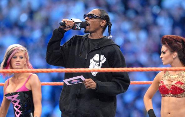 Snoop Dogg incluido al Salón de la Fama de la WWE