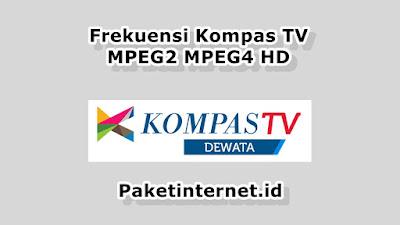 Frekuensi Kompas TV