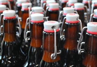 Cervezas presentadas al 7º Concurso Homebrewer