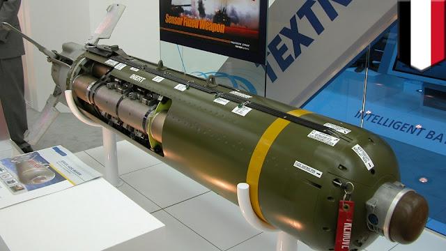أنواع الأسلحة المحرمة دولياً