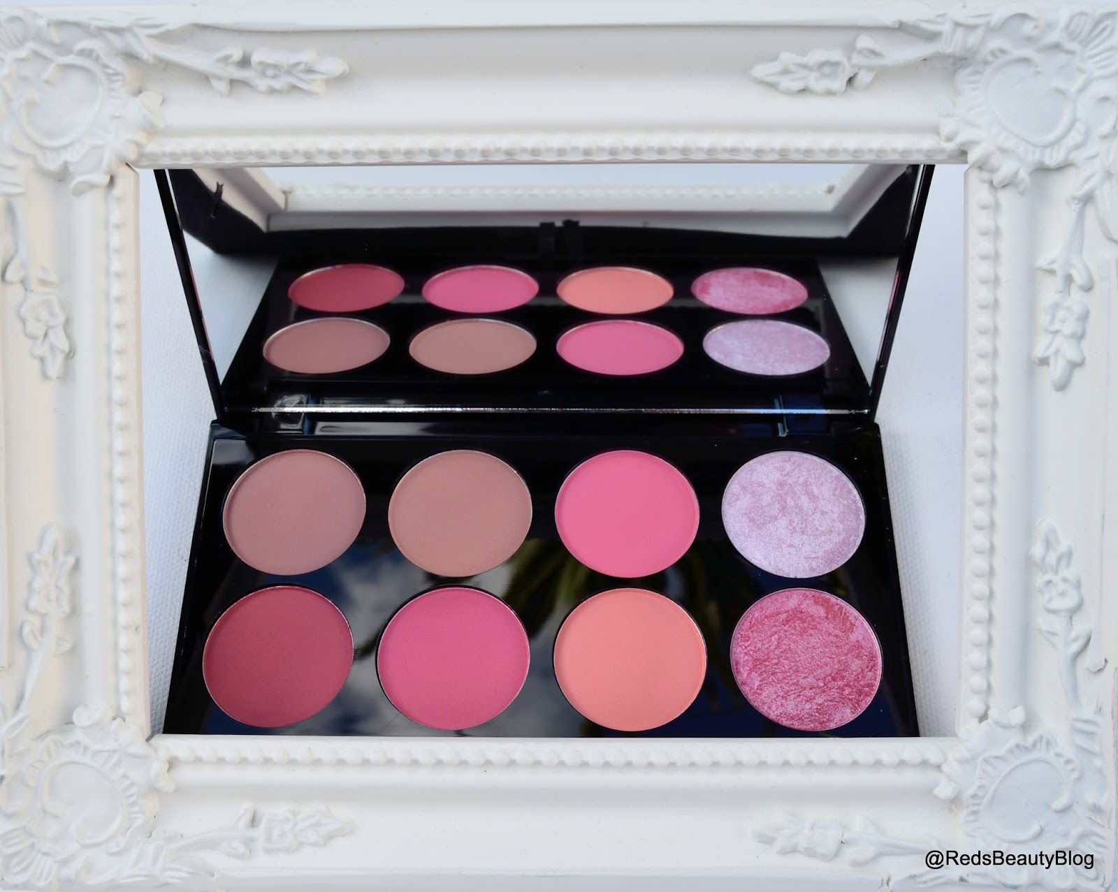 A picture of Makeup Revolution Blush in Sugar and Spice