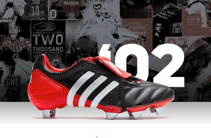 Full Adidas Predator History - 1994-2018 - Leaked Soccer Cleats 4169b67b7