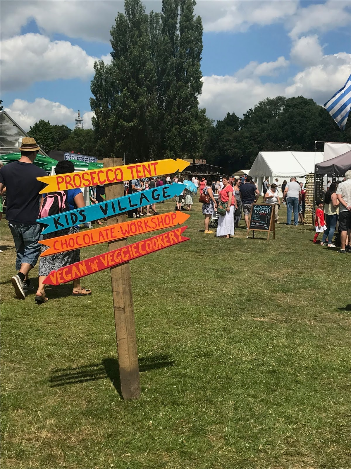 Manchester Eats Food Festival: Review