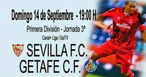Sevilla-Getafe