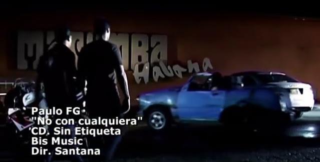 Paulo FG y su Elite - ¨No con cualquiera¨ - Videoclip - Dirección: Santana - Portal Del Vídeo Clip Cubano - 04