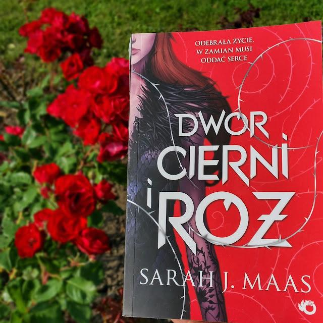 Recenzja: Dwór cierni i róż – Sarah J. Maas