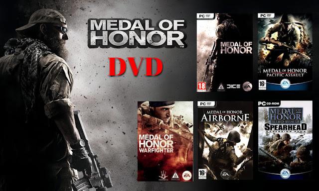 تحميل لعبة medal of honor airborne تورنت