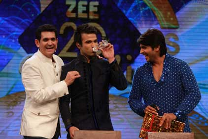 Just ek minute game show on zee tv