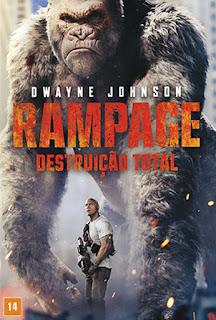 Rampage: Destruição Total - BDRip Dual Áudio