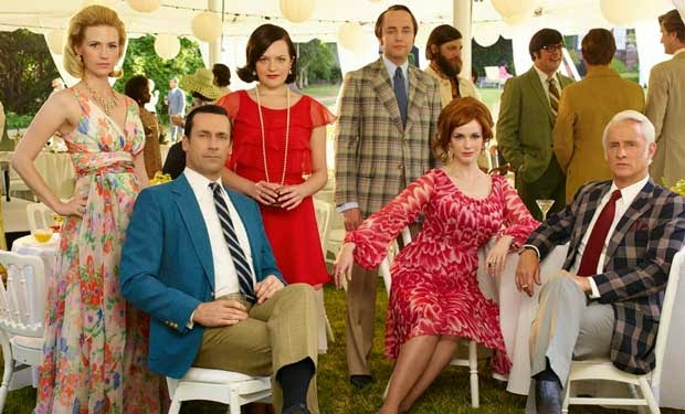 Era Mad Men Reparto