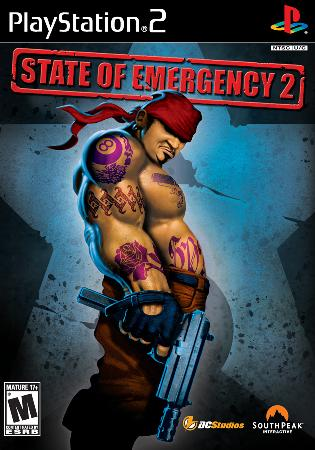 state2 - State Of Emergency 2 | PS2