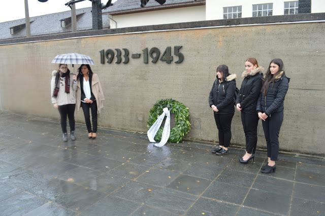 Οι Πόντιοι της Γερμανίας τίμησαν την μνήμη των θυμάτων των Γενοκτονιών στο Νταχάου