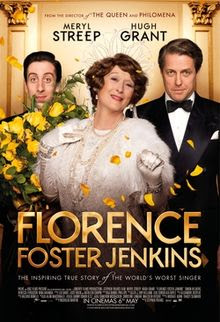 Florence Foster Jenkins Poster Film