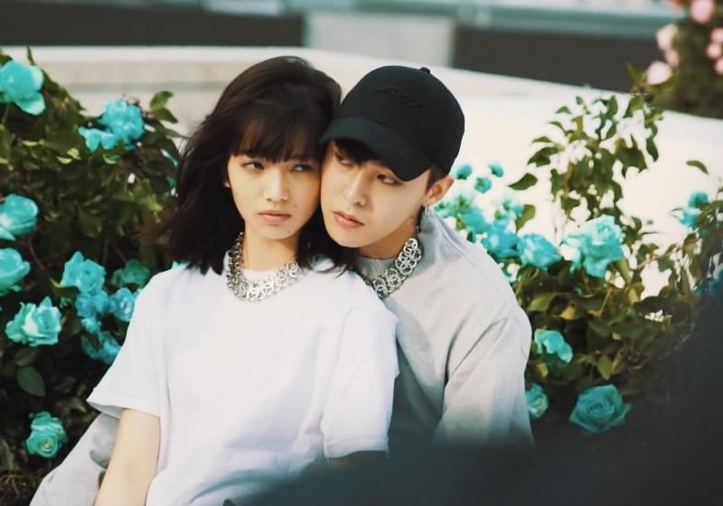 G dragon and jung hyung don dating sim