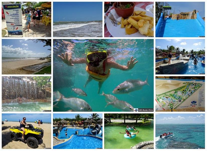 Ma noa Parque aquático - Maracajaú Rio Grande do Norte