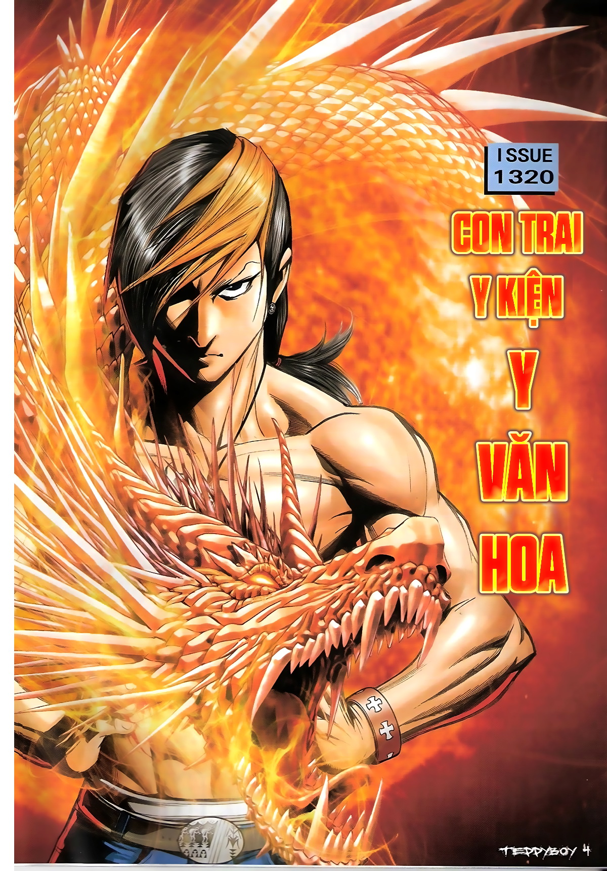 Người Trong Giang Hồ - Chapter 1320: Con trai Y Kiện - Pic 2