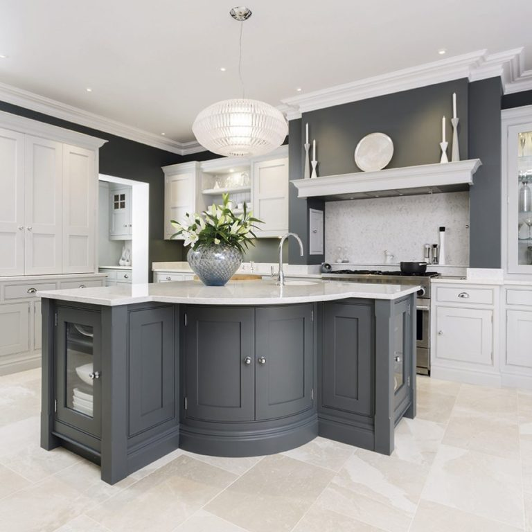Beautiful Grey Kitchen Ideas