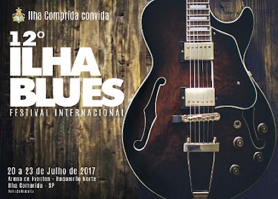 Ilha Julina 2017 e Ilha Blues Festival Internacional serão as atrações de inverno na Ilha Comprida