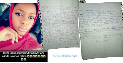 Abu_student-who- commit_suicide-Aishat_Abdulganiyu