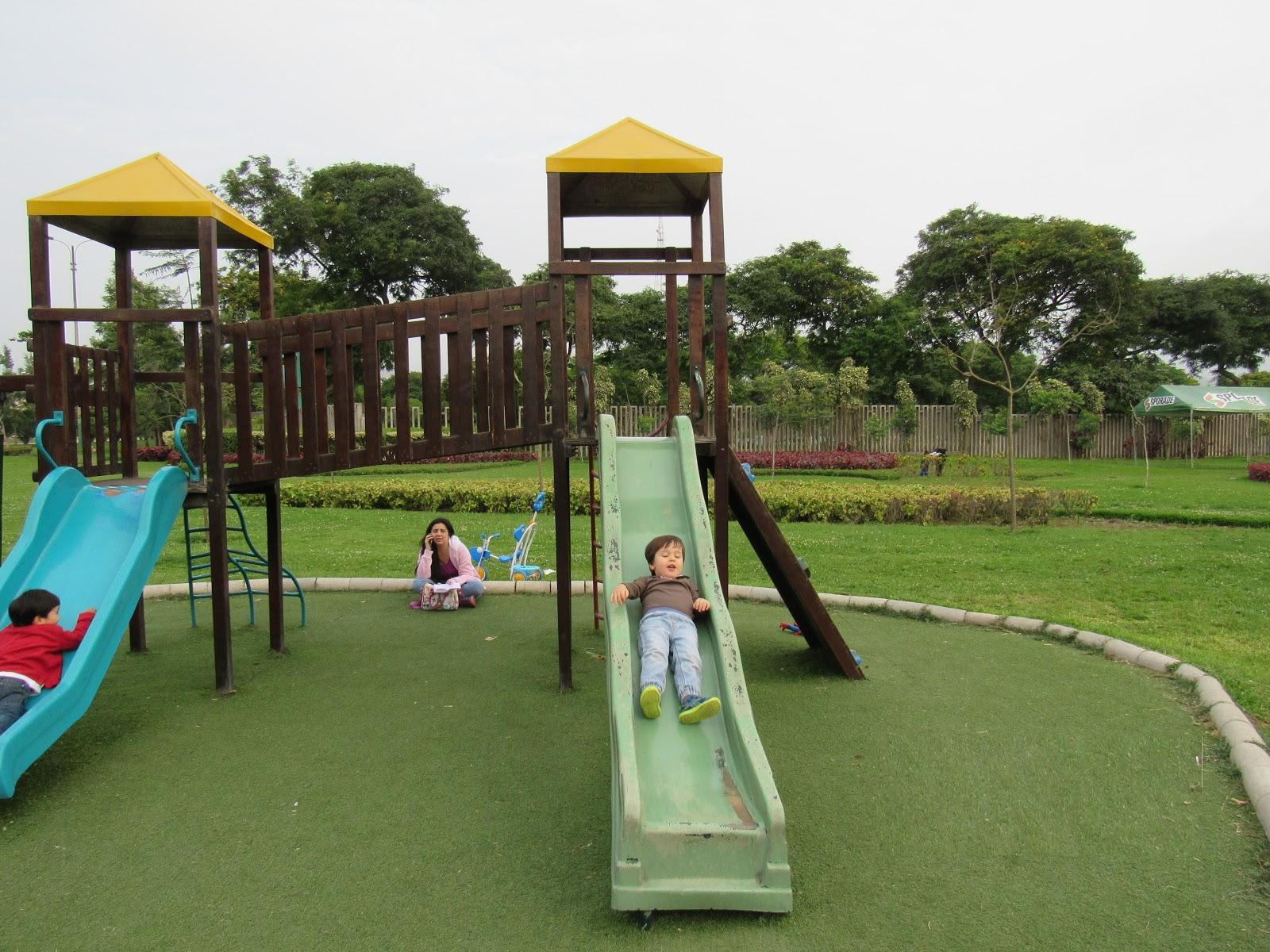 Aymamá El Blog Top 9 De Los Mejores Parques Para Ir Con Niños En Lima