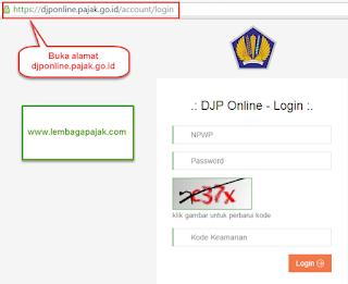Cara Lapor Pajak PPN Online