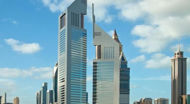 فندق Crowne Plaza Dubai