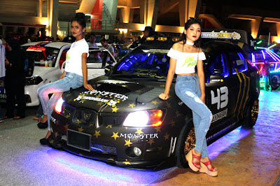 Proton Saga BLM Modified