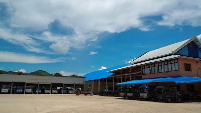 Luang Namtha bus station