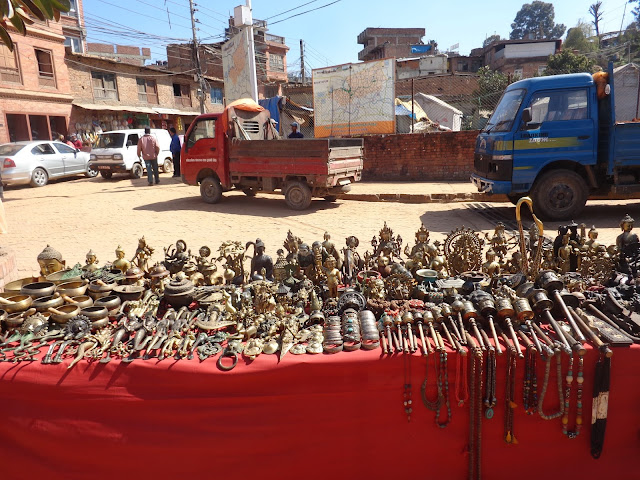 Artifacts in Nepal
