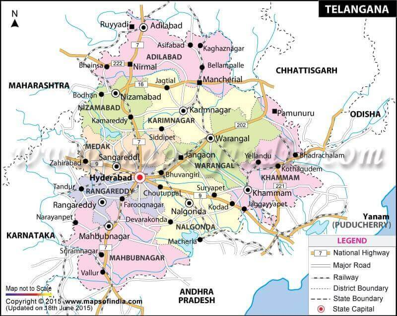 Telangana Districts List Related Keywords & Suggestions