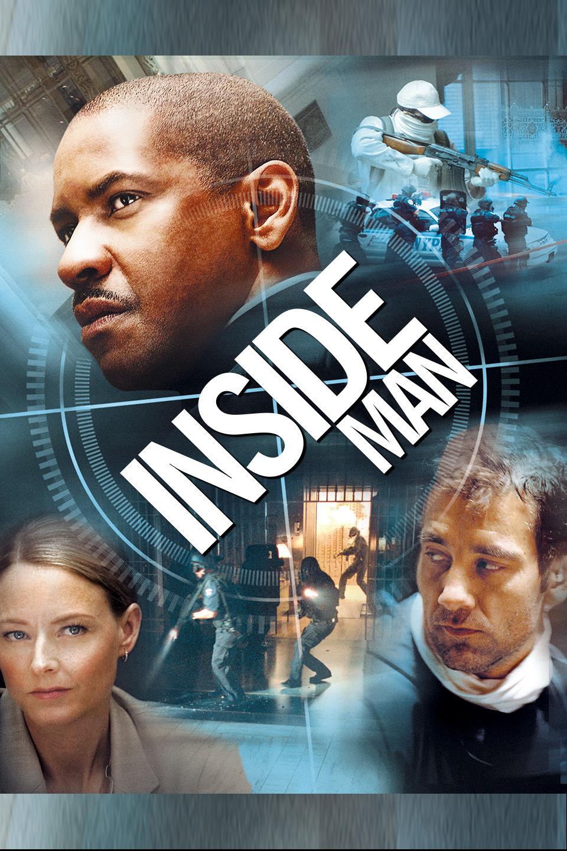 Inside Man (2006) Dual Audio Hindi ORG 400MB BluRay 480p ESubs